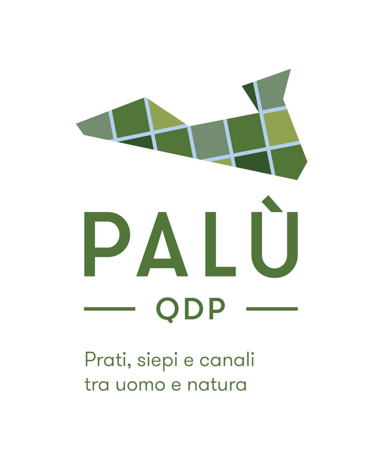Marketing territoriale logo PALU QdP | Kora Comunicazione