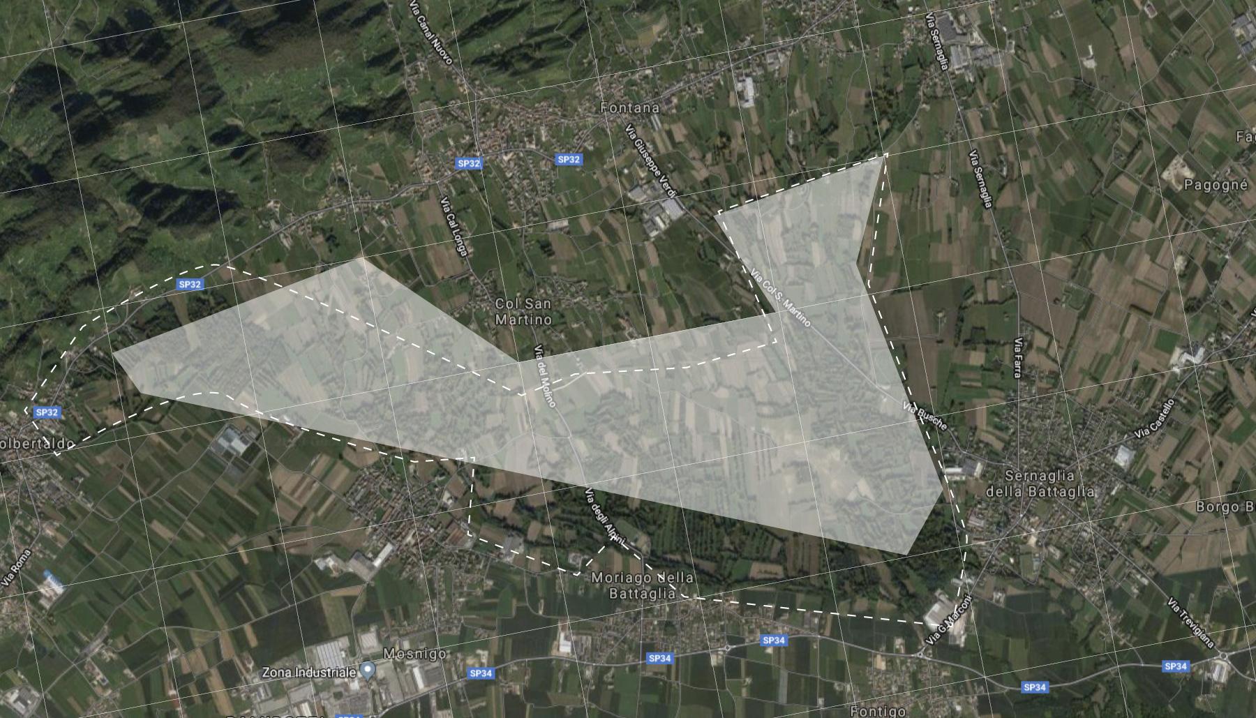 Marketing territoriale costruzione logo PALU QdP | Kora Comunicazione
