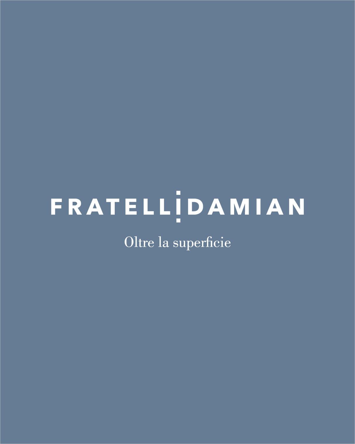 Nuovo logo Fratelli Damian | Kora Comunicazione