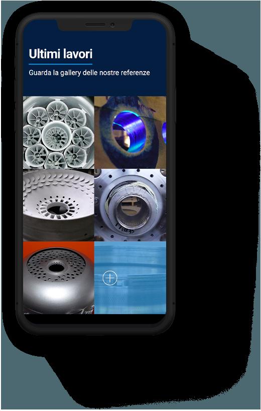 Realizzazione sito mobile ILT Tecnologie   Kora Comunicazione
