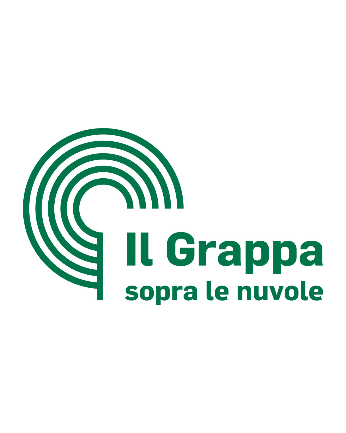 Strategia di marketing territoriale logo Il Grappa | Kora Comunicazione