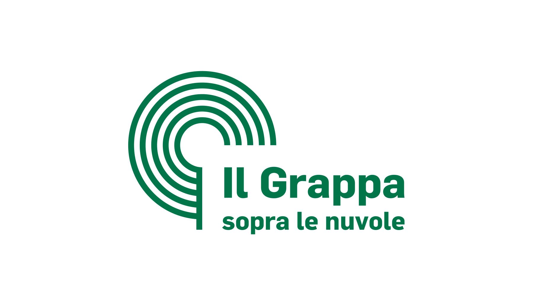 Strategia di marketing territoriale Il Grappa logo | Kora Comunicazione
