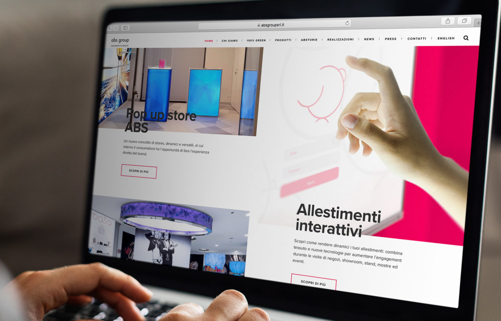 ABS Group: obiettivo web identity