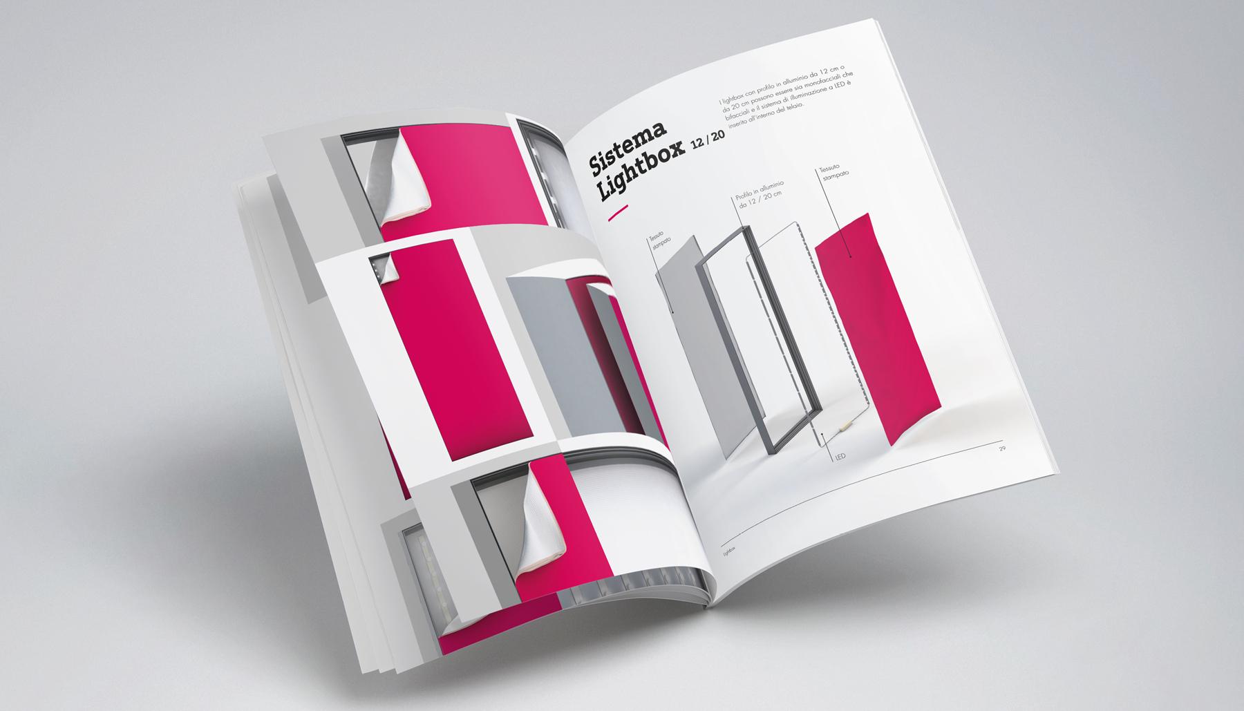 Progettazione catalogo ABS Group   Kora Comunicazione