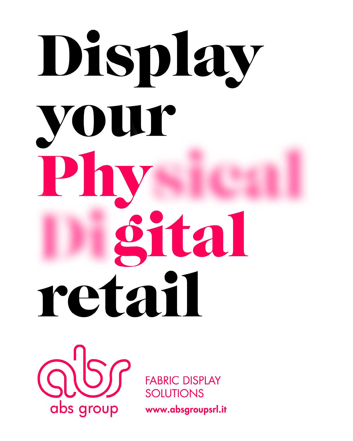Progettazione grafica fiera ABS Group | Kora Comunicazione